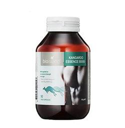 澳洲药房直供 Bio Island袋鼠精胶囊 90粒/瓶
