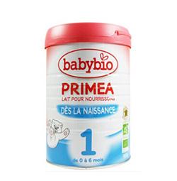 【19年3月到期】伴宝乐BABYBIO PRIMEA 标准型1段900克6罐装