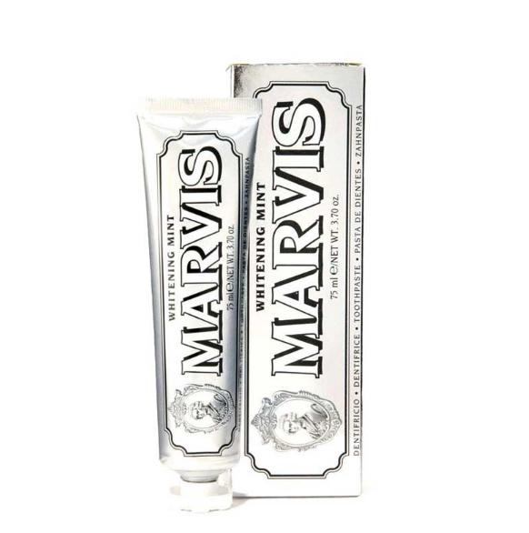 MARVIS 玛尔斯 至尊版美白薄荷牙膏75ml