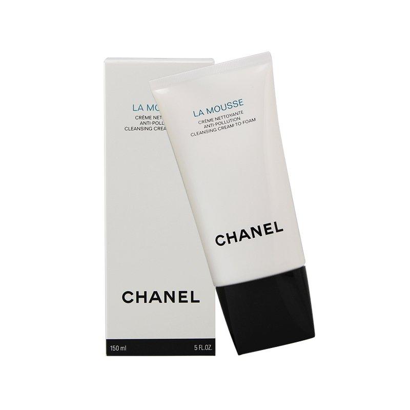 【香港直邮】法国Chanel香奈儿 山茶花深层保湿润泽泡沫卸妆洗面奶 150ml