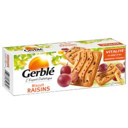 法国Gerble饼干 低糖低脂大豆小麦胚芽饼 保质期18年10月