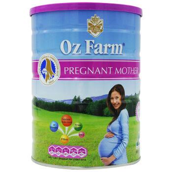 【6罐装】澳洲直邮 澳美滋Oz Farm 孕妇奶粉900g ×6罐