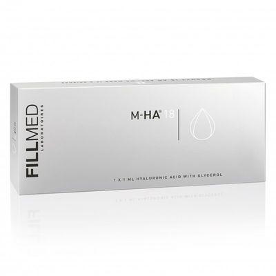 【法国仓库】2盒装 法国Filorga菲洛嘉 水光针MHA18 1x1ml 改善幼纹和细纹,紧致皮肤组织,高度保湿,改善肤色,延缓衰老。