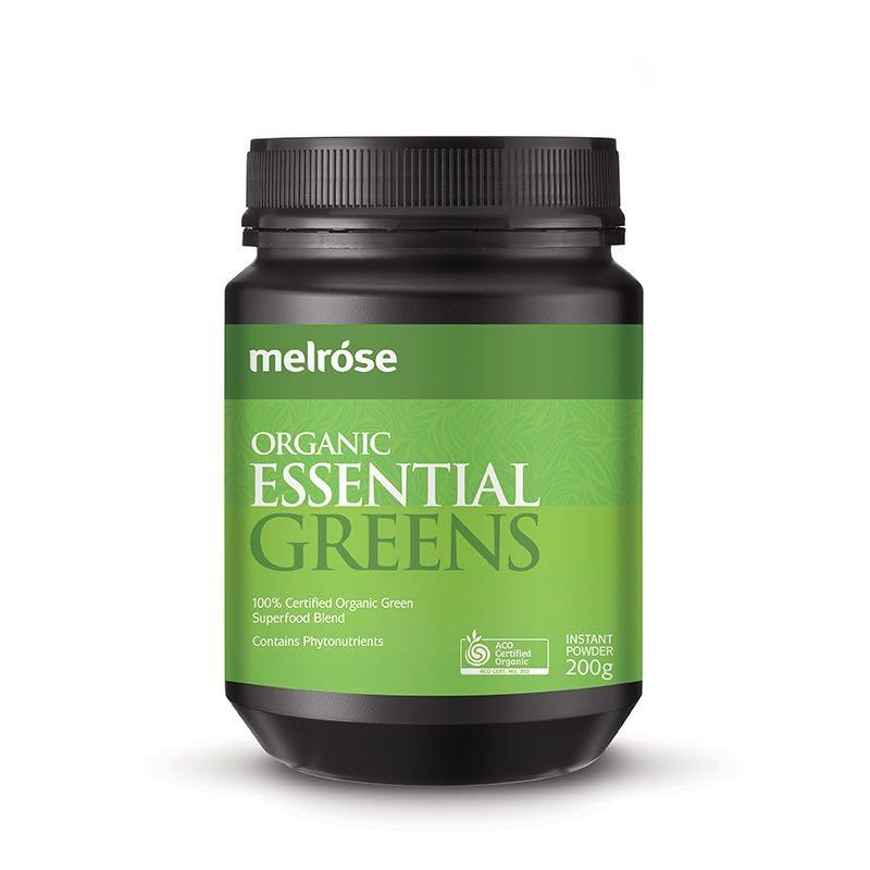 【新品上新】Melrose麦萝氏 澳洲绿植精粹粉 全能绿瘦子  200克