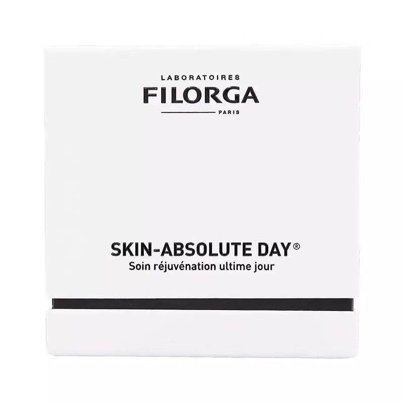 Filorga/菲洛嘉SKINABSOLUTE DAY白陨石紧致日霜50ml亮白抗衰全效
