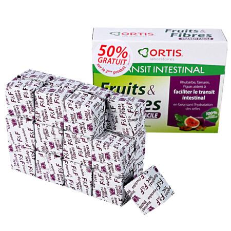 Ortis柯得仕排毒纤瘦果水果瘦通便口气纤体瘦身【两盒装购买】