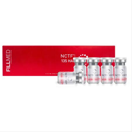 【法国转运】法国Filorga菲洛嘉  NCTF 135HA 青春动能素5x3ml 活化肌肤,深层滋润肌肤,改善肌肤的光泽度、紧实度和弹性。