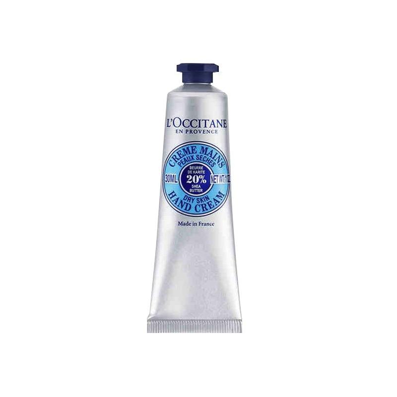 法国L'occitane 欧舒丹乳木果丰凝润手霜30ml