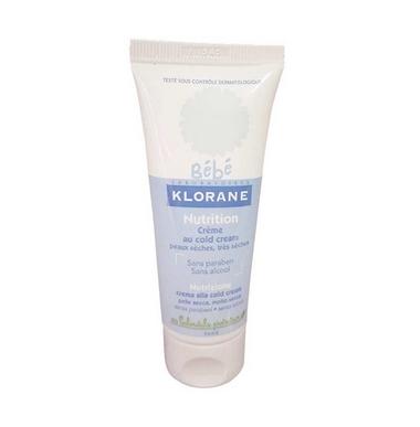 KLorane/蔻萝兰 婴儿保湿面霜 滋润和保护婴幼儿脆弱肌肤 40ml