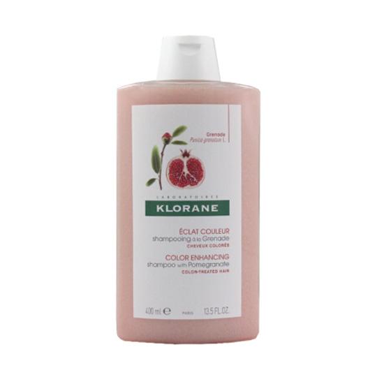 【国内现货】康如(Klorane)寇罗兰 红石榴亮泽洗发水400ml