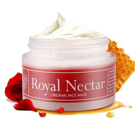 【2件装】新西兰Royal Nectar皇家花蜜蜂毒面膜 50ml*2 提亮保湿祛痘抗皱收缩毛孔 包邮包税