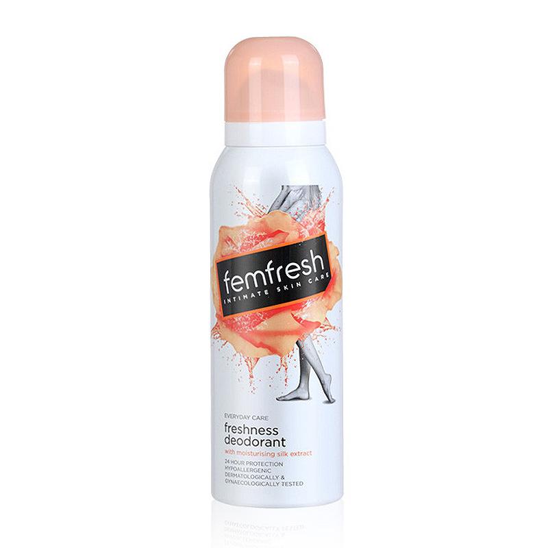 【国内现货】英国进口femfresh女性私处护理清洁喷雾(洋甘菊) 125ml