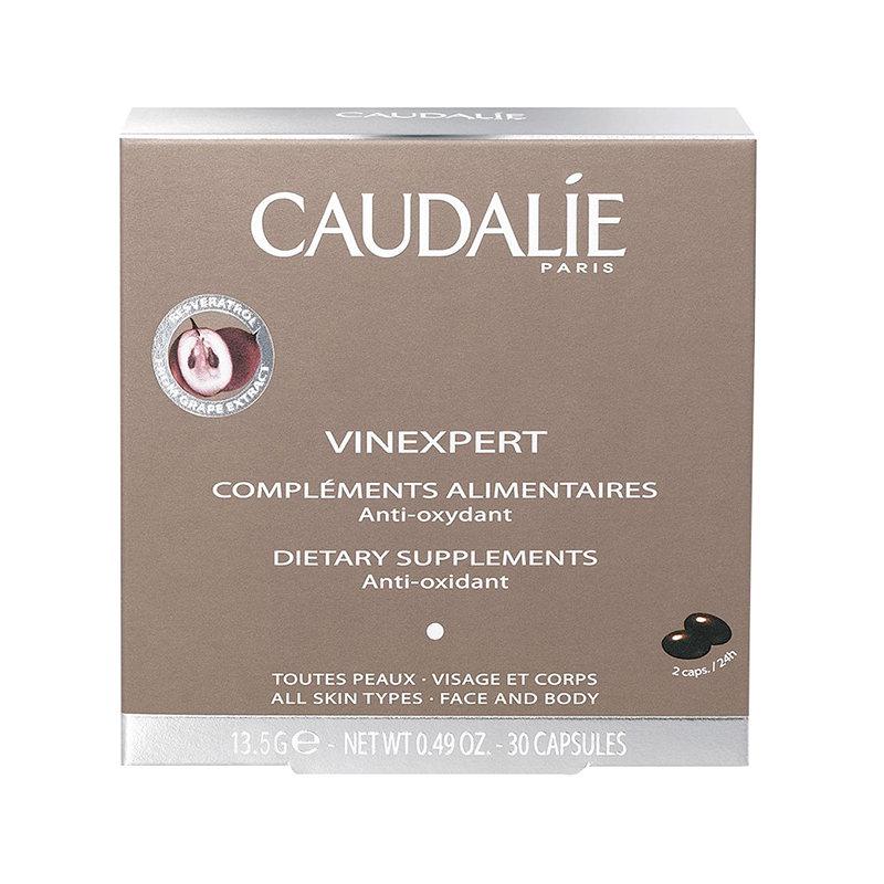 【国内现货】CAUDALIE 欧缇丽 进口葡萄籽精华胶囊 30粒 亮白淡斑