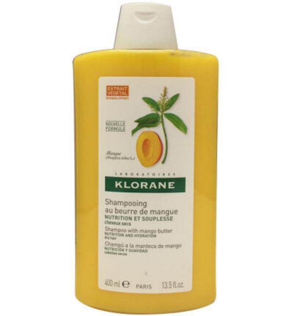 【保税发货】Klorane蔻萝兰芒果乳香滋润洗发水400ml