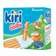 KIRI奶酪手指饼 8x35