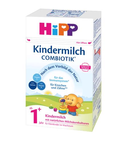 【4盒装】德国直邮包邮包税 喜宝益生菌奶粉1+ 4x600g