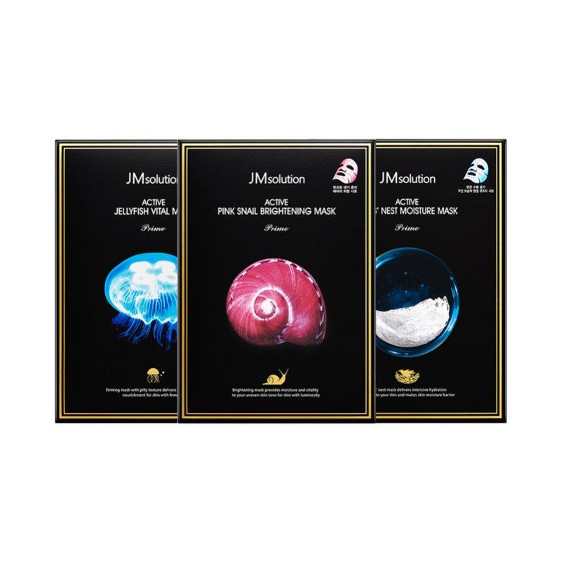 【香港直邮】JM燕窝1+蜗牛1+水母1