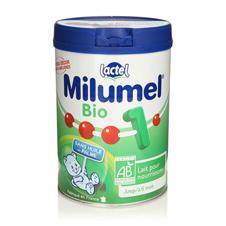 法国牛栏Milumel1段有机型6罐装 适合新生-6个月宝宝