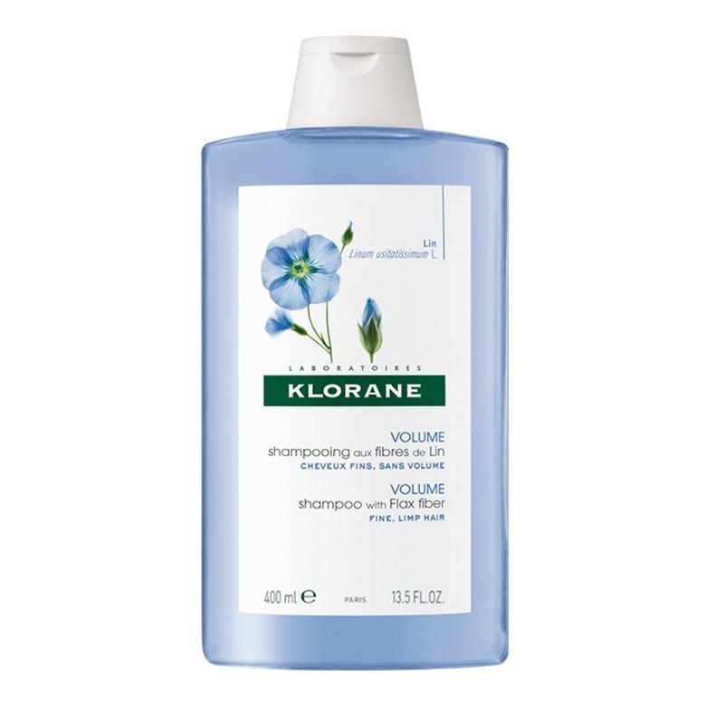【国内现货】康如(Klorane)寇罗兰 亚麻丰盈洗发水 400ml