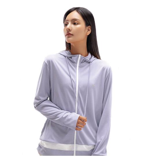 【国内现货】韩国VVC 新款夏季女士防晒防紫外线透气中长款防晒衣(多色可选)