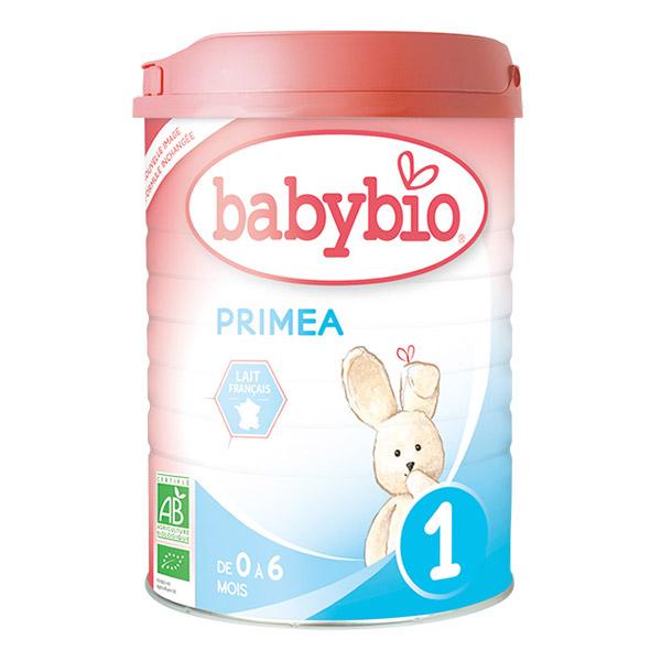 伴宝乐BABYBIO PRIMEA 标准型1段900克6罐装