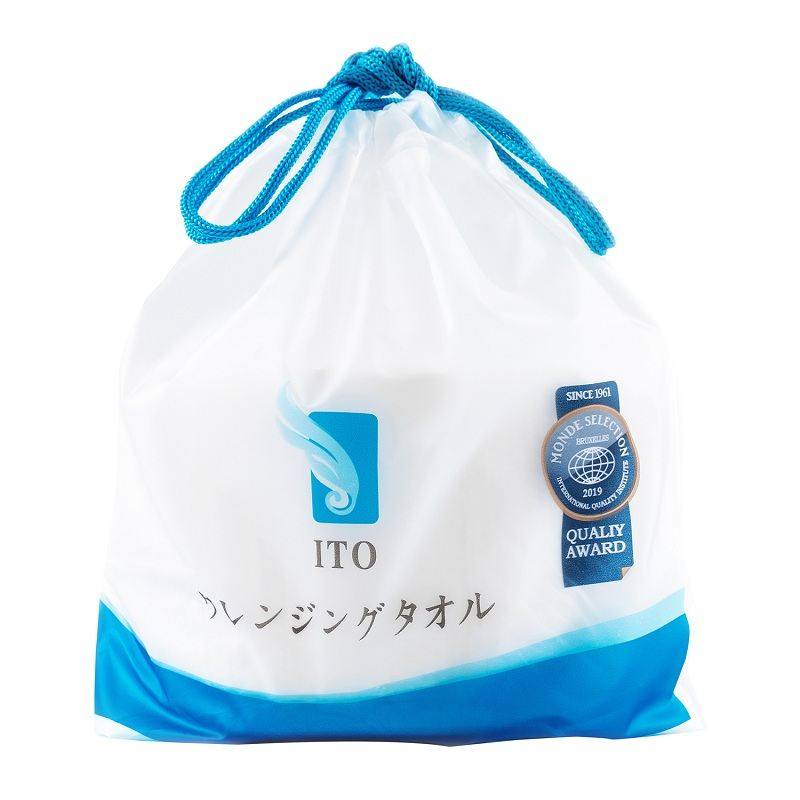 【一般贸易】2件装 日本ITO 洗脸巾80/抽