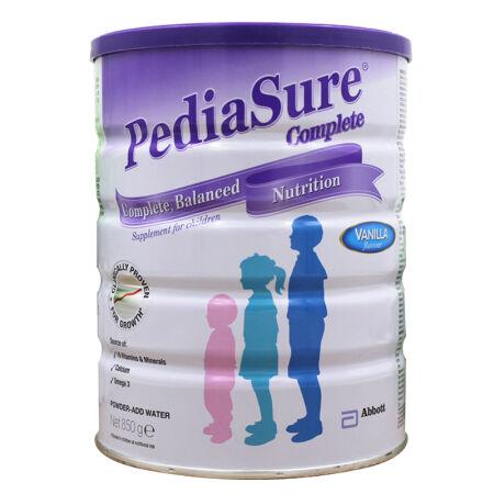 【3罐装】雅培(PediaSure)澳洲小安素1-10岁长高长壮营养奶粉 850g ×3罐