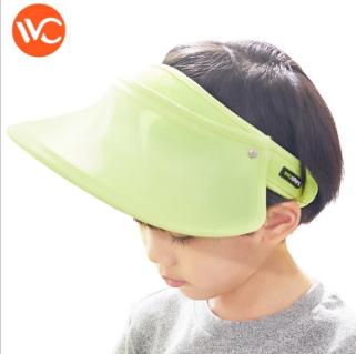 <果绿色>韩国VVC儿童防晒帽 防紫外线