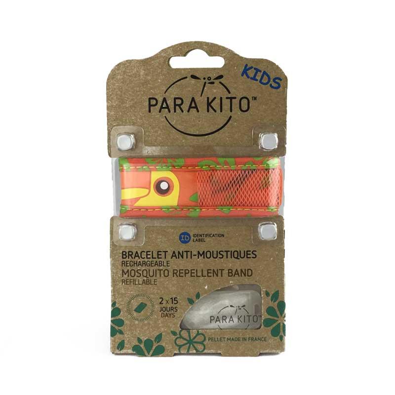 【国内现货】帕洛 / Parakito 驱蚊手环粉色小鱼(儿童版)往下拉多种花色可供挑选,下单请备注花色。默认发图案色