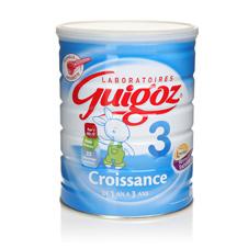 法国古戈氏Guigoz标准型3段900g 6罐装 适合12-36个月宝宝