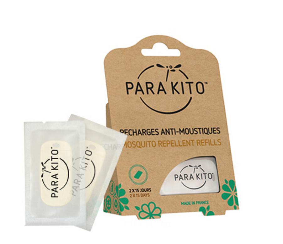 【国内现货】Parakito帕洛儿童手环防蚊带腕替换装婴儿驱蚊2片装
