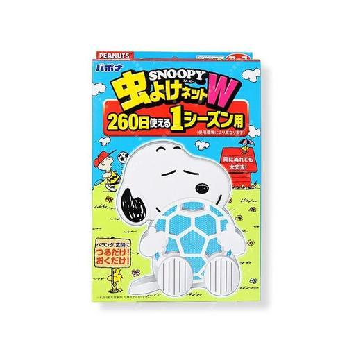 日本进口 Earth制药SNOOPY驱蚊器挂件 孕妇婴儿可用260日