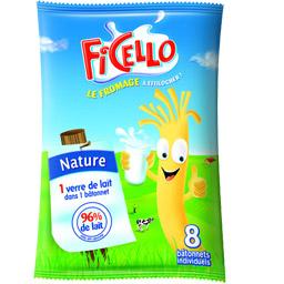 【超市拼邮】法国Ficello儿童手撕奶酪芝士原味