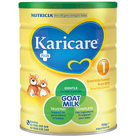【3罐装】澳洲直邮包邮包税 可瑞康Karicare婴幼儿羊奶粉1段(0-6月)900g×3罐