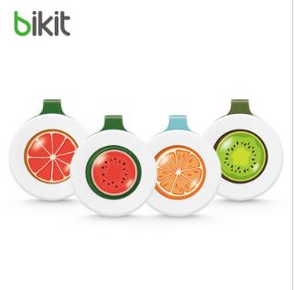 韩国热卖款BIKIT水果驱蚊扣 西柚橙子西瓜猕猴桃水果4只装