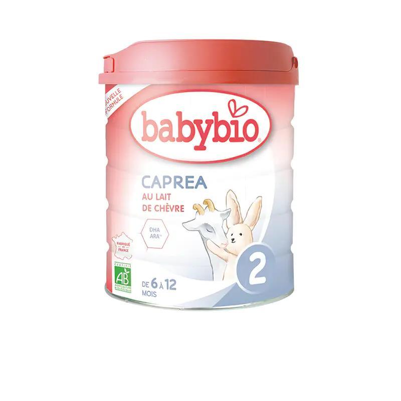 伴宝乐BABYBIO PRIMEA 标准型2段900克6罐装