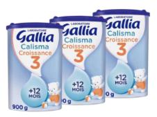 法国佳丽雅 gallia 3段标准型-900克 6罐装