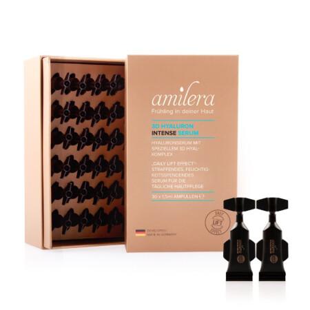 【夏季新品】Amilera 玻尿酸驻颜密集修护安瓶精华 30支x1.5ml/盒