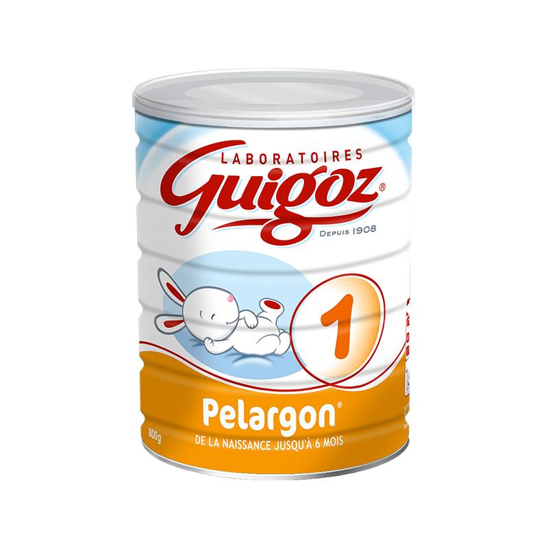 【 6罐装】法国直邮Guigoz 古戈氏助消化1段 800G