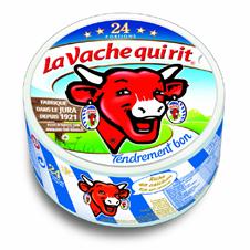 乐芝牛奶酪24块装 保质期4月30日、5月7日