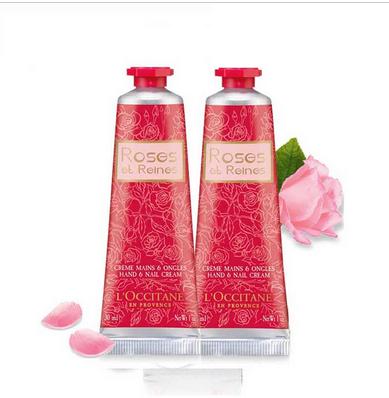 L'OCCITANE/欧舒丹 L'Occitane crème main rose 玫瑰护手霜 30ml