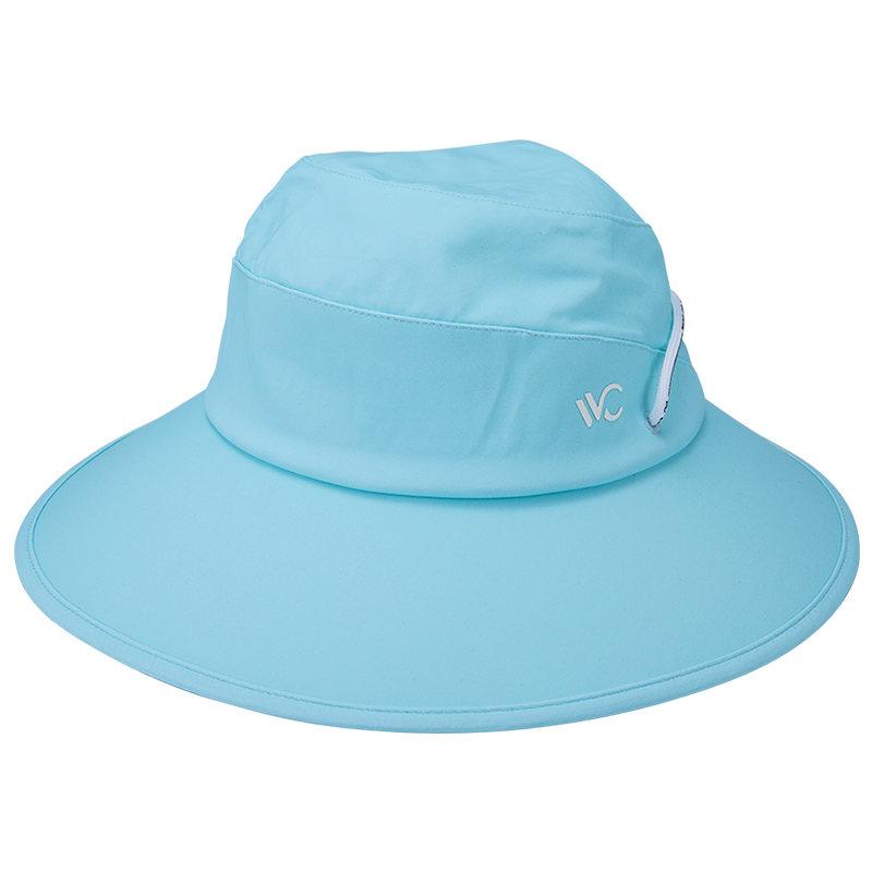 【国内现货】韩国VVC 成人款夏季防晒遮阳大圆帽可调节--防风绳设计 多色可选